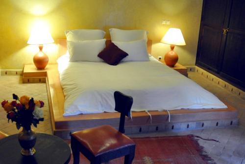 Riad-Nabila chambre-Rubis 7